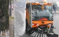 В Киеве появились новые машины для уборки