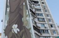 В Киеве появилась фреска в византийском стиле